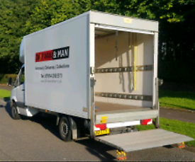 24/7 Van & Man Hire Removals | Deliveries | Collections