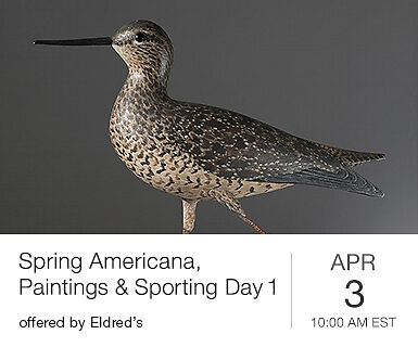 Spring American & Paintings Auction, Day 1
