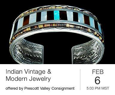Indian Vintage & Modern Jewelry