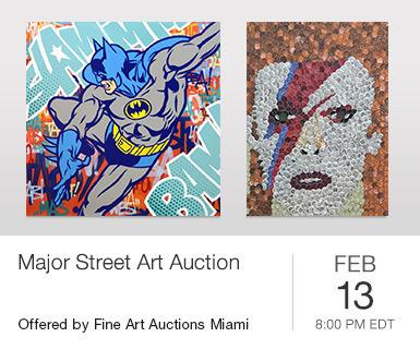 Major Street Auction