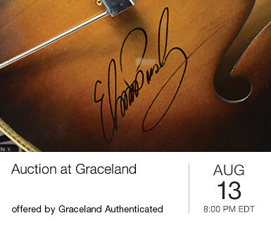 Auction at Graceland