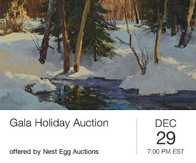 Gala Holiday Auction