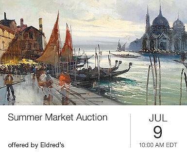 Summer Market Auction
