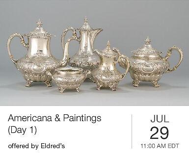 Americana & Oil Painting