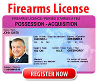 Canadian Firearms Safety Course PAL / RPAL (CFSC/CRFSC)