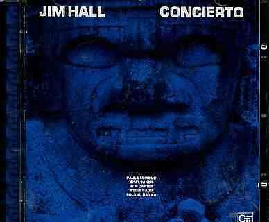 Jim Hall - Concierto CD EPIC
