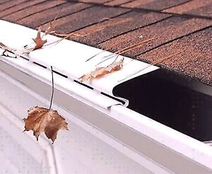 Gutter Clean and Guard Insulation !!! Kitchener / Waterloo Kitchener Area image 1