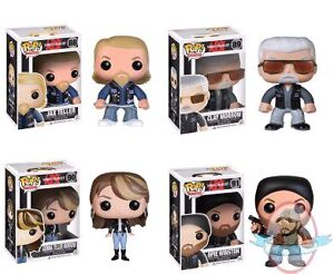 Full set of sons of anarchy funko pop Cambridge Kitchener Area image 1