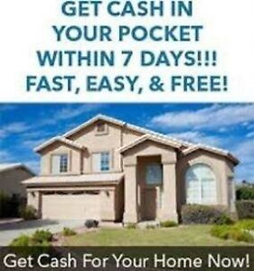 Get Quick Cash for Your House!