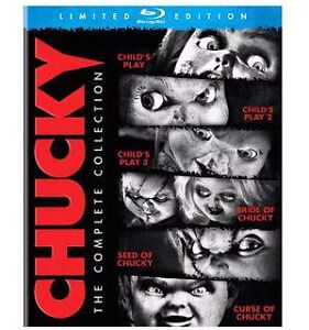 Chucky: The Complete Bluray Collection