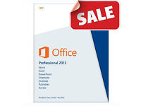 Microsoft office 2016/2013/2010 Pro plus with outlook full version