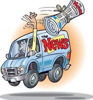 Colborne  Rural Delivery Driver Required Thursday's Only