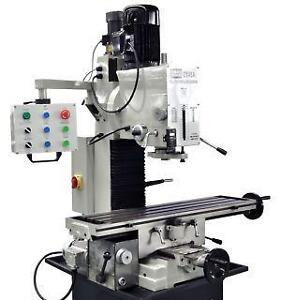 Vertical Milling Machine Ebay