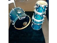 PDP by DW - MX Fusion 5-Piece Drum Kit - Rare Kit plus EXTRAS!! £398