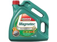 Castrol Magnatec 5w30 C3 £20