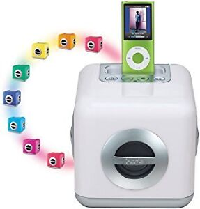 Ihome ipod colour changing ipod stereo system