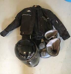 Used Motorcycle gear