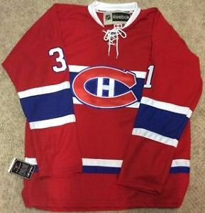 Brand New Montreal Canadians Jerseys!!
