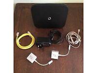 Wireless routers (4) (Vodafone, NetGear TalkTalk (x2)) & Accessories