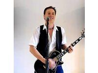 Available Pro Singer-Guitarist ♫