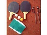 KIDS TOYS : TABLE TENNIS SET