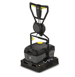 KARCHER BR 40/10 C - FLOOR SCRUBBER - AUCTION DEC 8TH