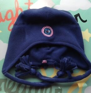 NEW Girls Blue Hot Paws Hat Size 2T-3T for Sale