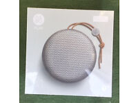 Bo&Play bluetooth speaker brand new in box never used