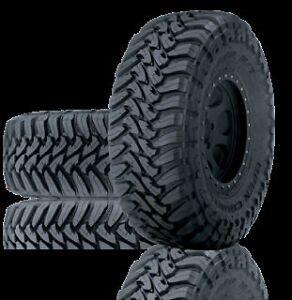 "40x15.50R24 TOYO OPEN COUNTRY M/T TIRES 40 15.50 24 40"" Mud Tires"