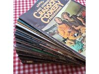 Fanny & Johnnie Cradock Cookery Programme magazines (80 editions & index)