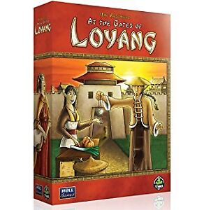 LOOKING FOR AT THE GATES OF LOYANG BOARD GAME