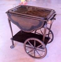 Gibbard Antique Tea Wagon