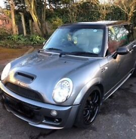 Mini Cooper S - 2005 - Metallic Grey - Low Mileage - Mint!