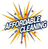 Affordable Experienced Cleaning Ladies available. Flat rate $18h