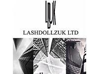 Natalie Merchant, Lash Esthetician, LashDollzUK Bespoke Semi Permanent Eyelash Extensions