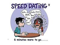 30s & 40s Speed Dating
