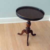 Charming occasional table