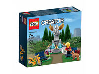 BRAND NEW Lego Creator 40221 Fountain Scene!!