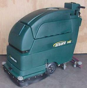 "Just in!  Nobles Speed Scrub (24"")   Automatic Scrubber/Drier"
