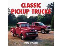 Classic American CAR, PICKUP OR MOTORBIKE wanted