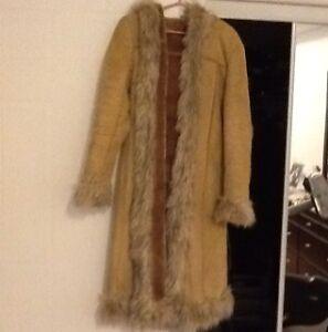 Women's size M hooded coat