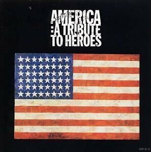 America-Tribute To Heroes cd