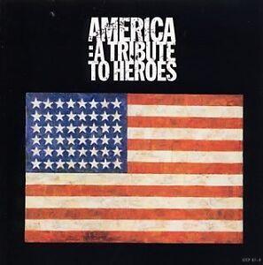 America-Tribute To Heroes cd