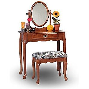 Wooden Vanity (Never Used)