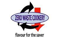 Zero Waste Cookery Demonstration in Gittisham Village Hall 31/03 & 21/04