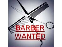 *****EXPERIENCED BARBERS REQUIRED*****