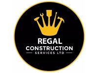 Flooring, Building, Plumbing, Tiling, Kitchen Fitting, Bathroom Installation, Full Refurbishments.