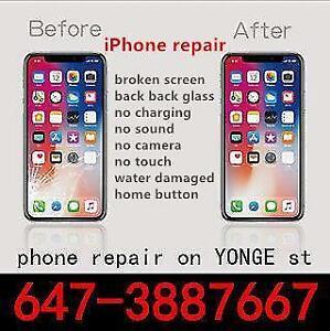 [iPhone repair SALE] XS MAX XS XR X iPhone8 iPhone 8P iPhone 7 iPhone 7P iPhone 6SP iPhone 6S iPhone 6P iPhone6 iPhone 5