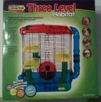 Three Story Critter Cage for Sale