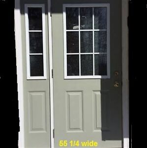 Vinyl Windows & Exterior Door